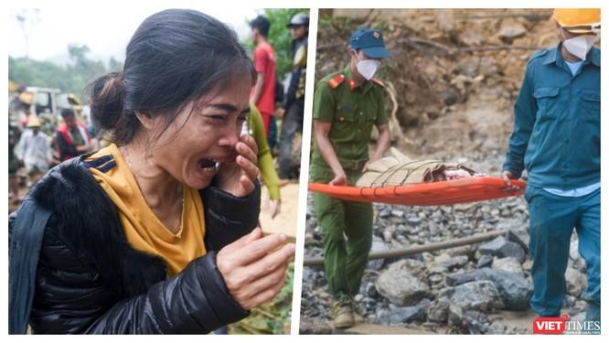 Dốc toàn lực, đưa cả máy bay và tàu thuỷ vào cứu dân Trà Leng ảnh 10