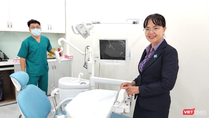 Đại học Y Dược TP.HCM: Khai trương phòng khám chuyên khoa Răng – Hàm – Mặt công nghệ cao ảnh 1