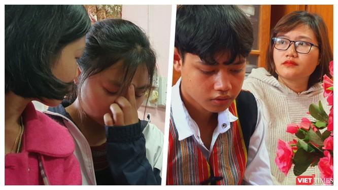 Video lũ quét kinh hoàng ở Phước Sơn, ám ảnh những đứa trẻ mồ côi ảnh 2