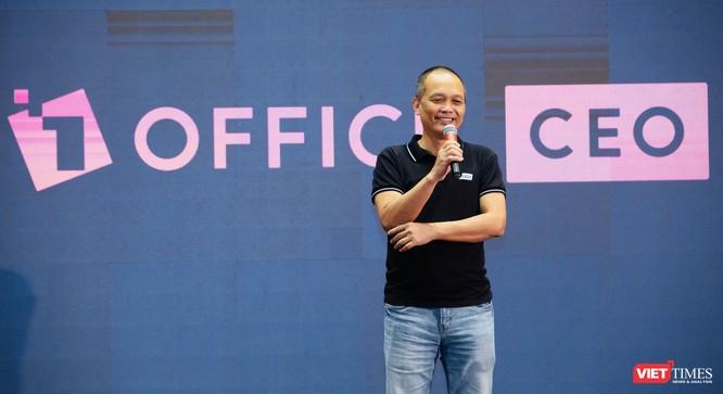 Ra mắt 1Office CEO – Tối ưu quản trị doanh nghiệp thời đại số ảnh 1