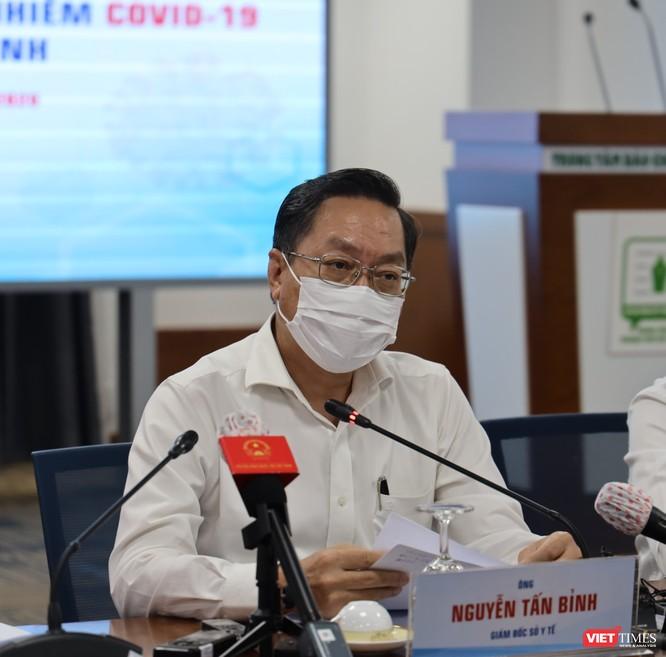 Công an TP.HCM chính thức khởi tố vụ án lây nhiễm COVID-19 ảnh 6