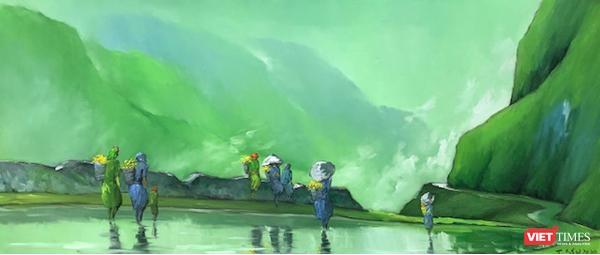"""Lê Thanh Sơn sẽ bình yên trong """"Miền sương khói"""" được bao lâu? ảnh 1"""
