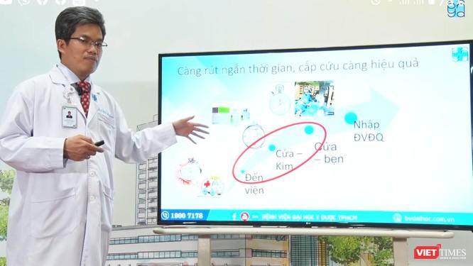 Trưởng Trung tâm Khoa học Thần kinh - bác sĩ Nguyễn Bá Thắng nói về bệnh đột quỵ ở lứa tuổi trẻ ảnh 2