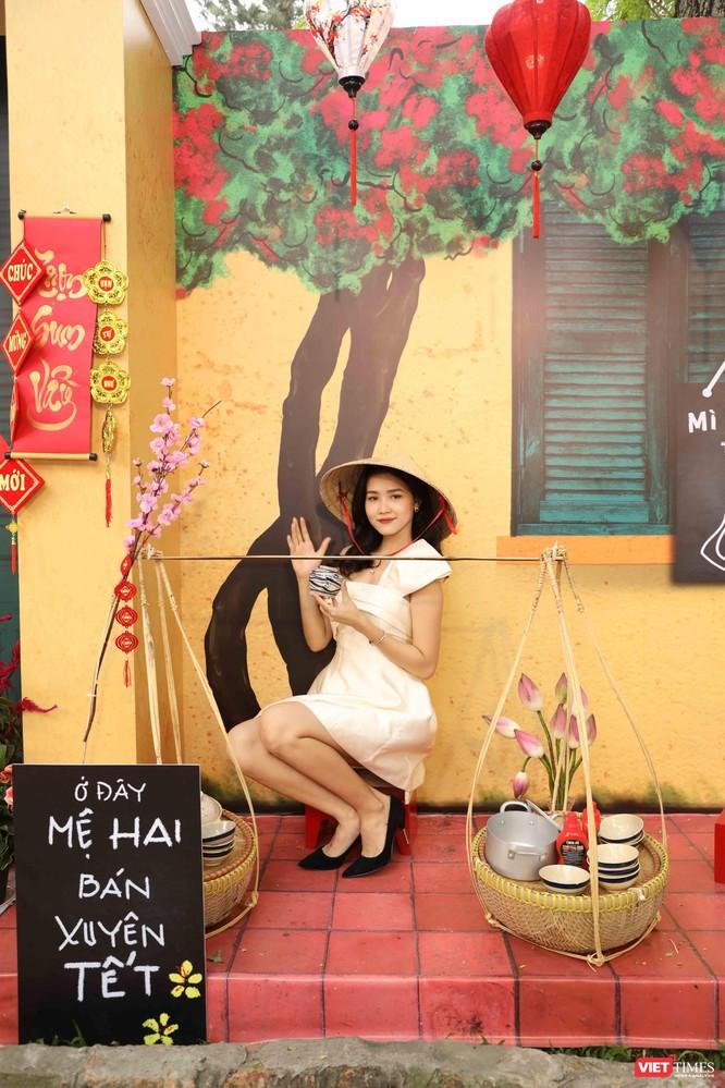 Tưng bừng sắc màu ở Lễ hội Tết Việt 2021 ảnh 11