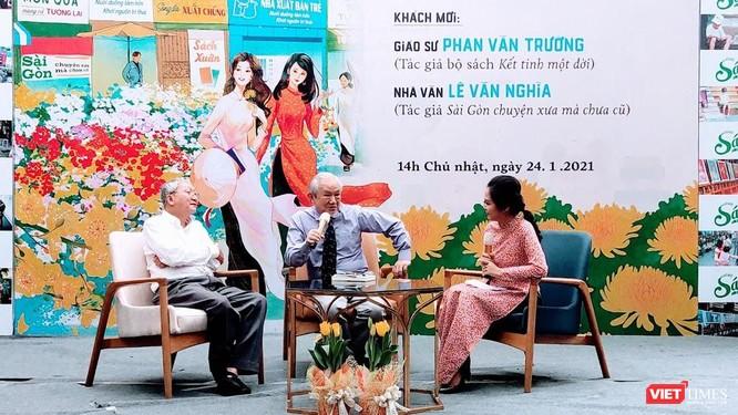 GS Phan Văn Trường, nhà văn Lê Văn Nghĩa: Ngày xưa ăn Tết, nay Tết ăn mình ảnh 2