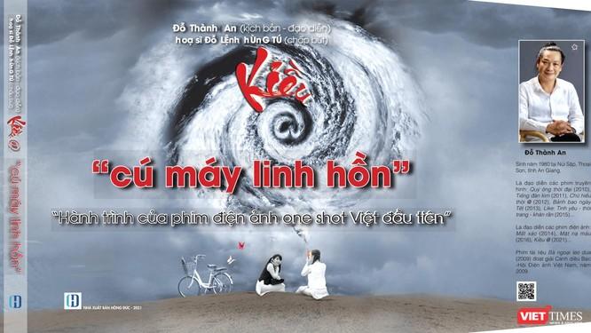"""Độc đáo sách """"Kiều @ - Cú máy linh hồn"""" của phim one-shot Việt ảnh 2"""
