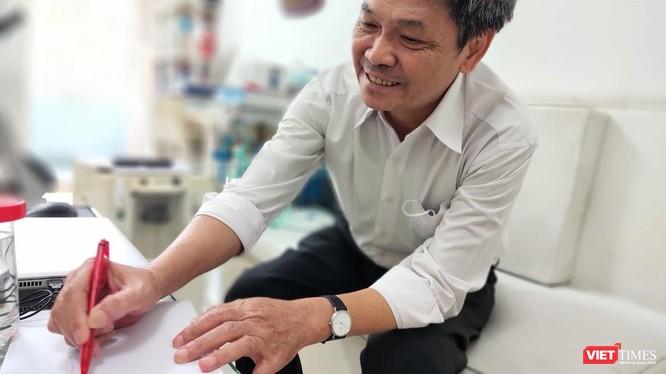 Người đi đầu nghiên cứu tế bào gốc giúp điều trị nhiều bệnh nan y ảnh 3