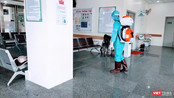 Bệnh viện Quân y 175 chuẩn bị BV Dã chiến 100 giường nếu tình hình diễn biến phức tạp ảnh 1