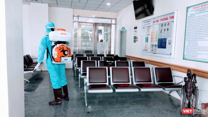 Bệnh viện Quân y 175 chuẩn bị BV Dã chiến 100 giường nếu tình hình diễn biến phức tạp ảnh 2