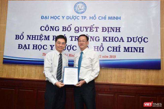 GS Nguyễn Đức Tuấn: Tâm và tầm cho ngành Dược ảnh 2