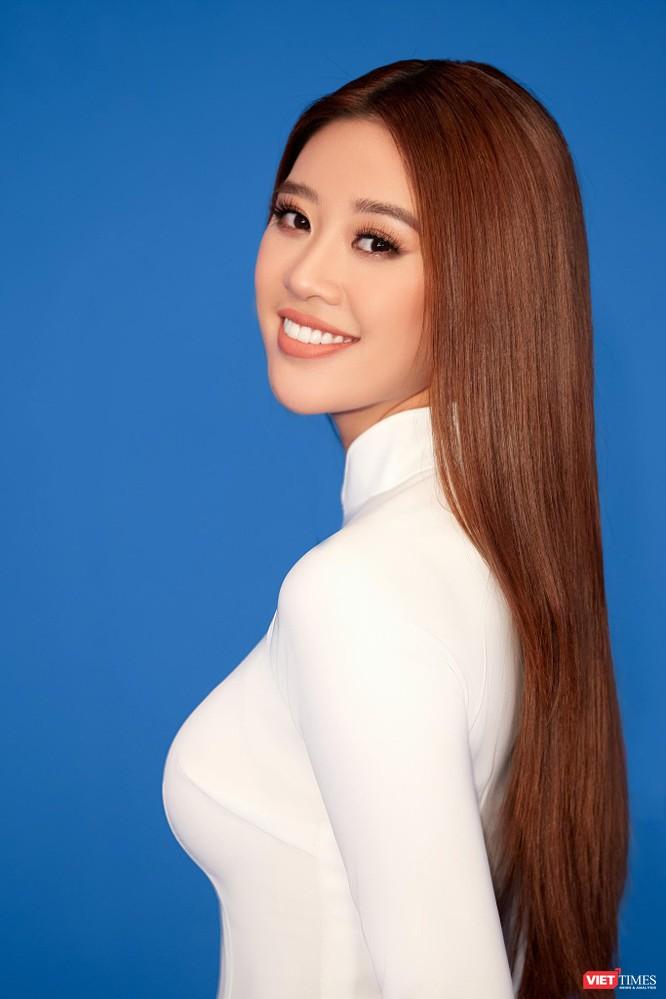 Hoa hậu Khánh Vân hoá thân thành chiến binh chống COVID-19 ảnh 5