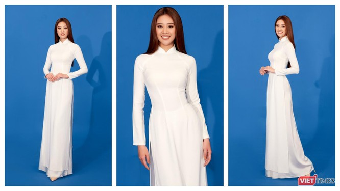 Hoa hậu Khánh Vân hoá thân thành chiến binh chống COVID-19 ảnh 6