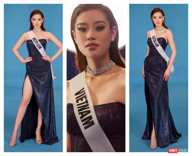 Hoa hậu Khánh Vân hoá thân thành chiến binh chống COVID-19 ảnh 2