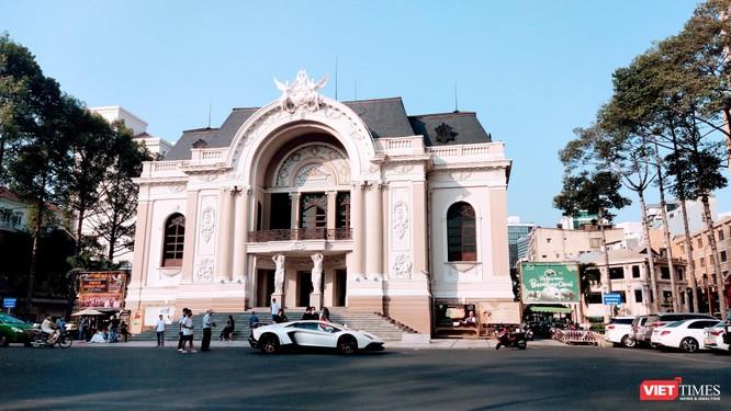 Bài 3: Nhà hát ngàn tỉ ở Thủ Thiêm, giấc mơ liệu có xa vời ? ảnh 1