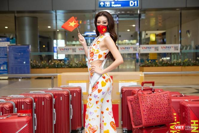 Hoa hậu Khánh Vân được dự báo vào top 21 Miss Universe ảnh 2