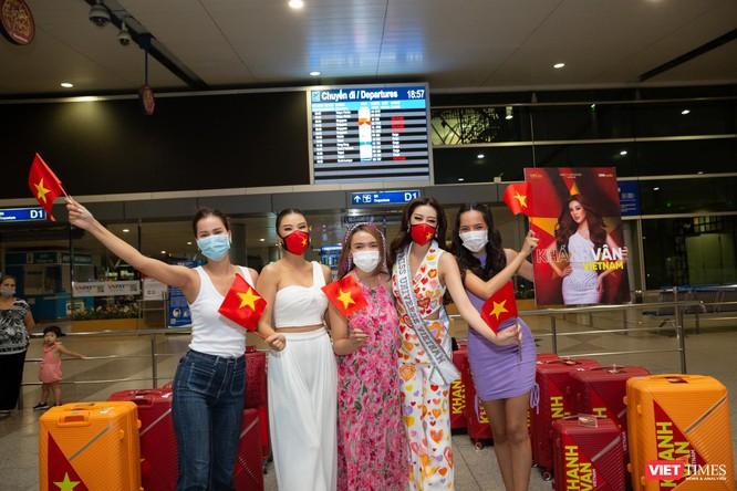 Hoa hậu Khánh Vân được dự báo vào top 21 Miss Universe ảnh 5