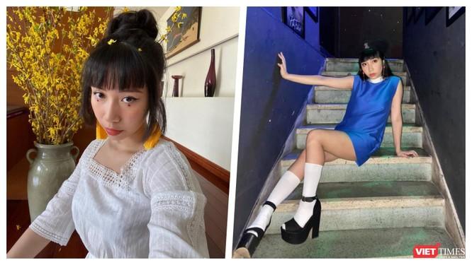 Đăng ảnh tụt quần khoe vòng 3 phản cảm, con gái ca sĩ Mỹ Linh xin lỗi ảnh 2