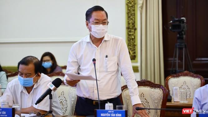 TP.HCM ghi nhận kỷ lục buồn 667 ca nhiễm mới trong 24 giờ ảnh 1