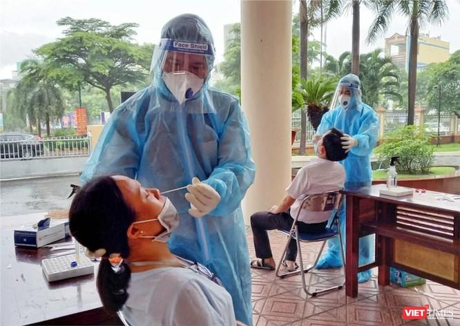 Gần 3.000 ca nhiễm, TP.HCM sẽ lấy 500.000 mẫu thử COVID-19 mỗi ngày ảnh 2