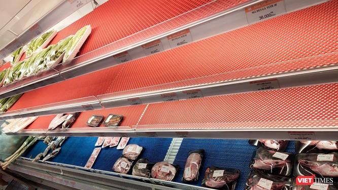 TP.HCM: Người dân vét sạch nhiều siêu thị vì mua online không khả thi ảnh 1