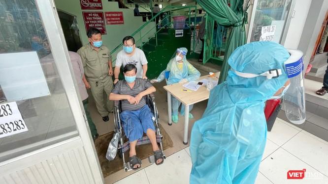 TP.HCM: Chiến dịch tiêm chủng 930.000 liều vaccine COVID-19 đạt chuẩn ảnh 4