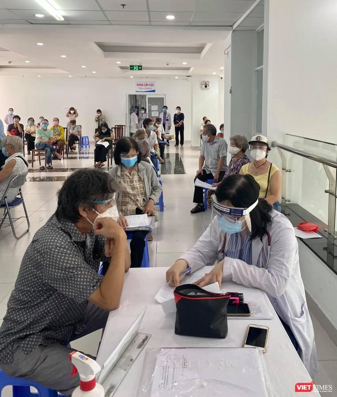 TP.HCM: Chiến dịch tiêm chủng 930.000 liều vaccine COVID-19 đạt chuẩn ảnh 2