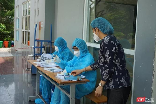 Ký túc xá Đại học Văn hoá TP.HCM thành khu cách ly 1.500 giường ảnh 1