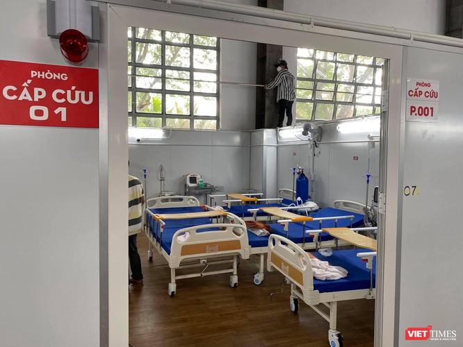 TP.HCM: Quá tải y tế, nhiều bệnh viện chuyển đổi công năng điều trị COVID-19 ảnh 1