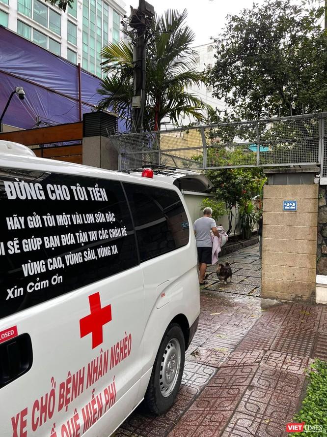 TP.HCM: Ông Đoàn Ngọc Hải đến hỗ trợ, bệnh nhân vẫn thiệt mạng vì không có xét nghiệm âm tính ảnh 1