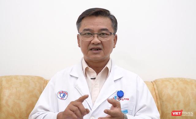 Bác sĩ Bệnh viện Chợ Rẫy khẳng định không có chuyện rút ống thở của người còn sống ảnh 1