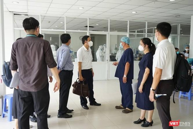 TP.HCM: Gần 4000 bệnh nhân COVID-19 tại Bệnh viện Dã chiến số 3 được xuất viện ảnh 1