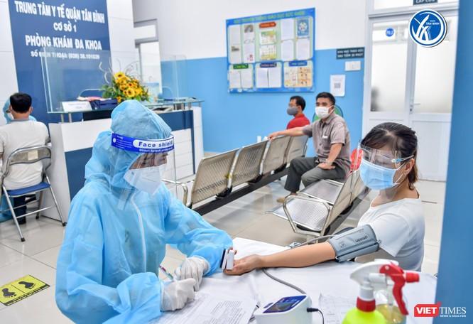 TP.HCM: 205.466 bệnh nhân, đẩy nhanh xét nghiệm, tiêm vaccine COVID-19 ảnh 2