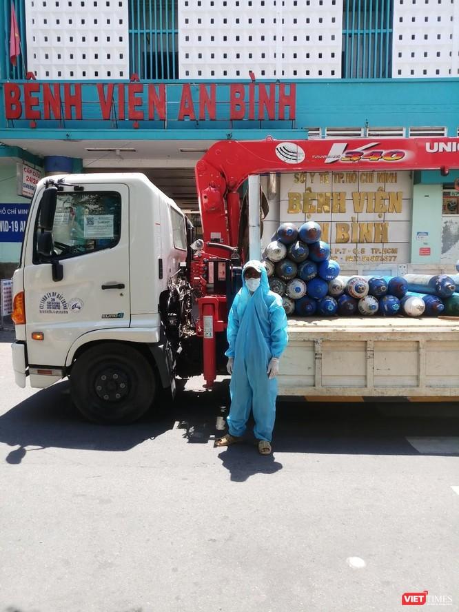 Những túi thuốc yêu thương, bình ôxy cứu trợ cùng F0 chiến thắng COVID-19 ảnh 4
