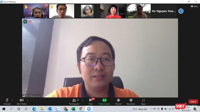 Hội thảo trực tuyến: Chuyên gia đưa giải pháp chống đứt gãy chuỗi cung ứng mùa dịch ảnh 3