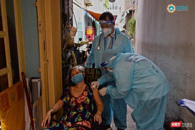 Yêu cầu TP.HCM, Bình Dương, Đồng Nai, Long An báo cáo tiến độ tiêm vaccine ảnh 2