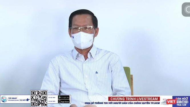 Tân Chủ tịch Phan Văn Mãi: TP.HCM đã tiêm gần 6,6 triệu mũi vaccine, dân vùng xanh sẽ đi siêu thị ảnh 2