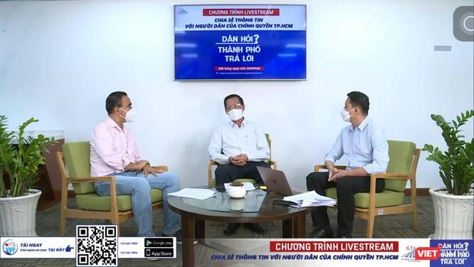 Tân Chủ tịch Phan Văn Mãi: TP.HCM đã tiêm gần 6,6 triệu mũi vaccine, dân vùng xanh sẽ đi siêu thị ảnh 1