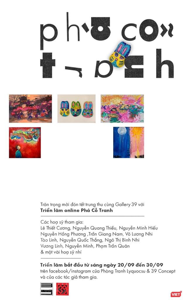 Phá cỗ tranh – Phá cỗ mùa Trăng online ở Gallery 39 ảnh 1