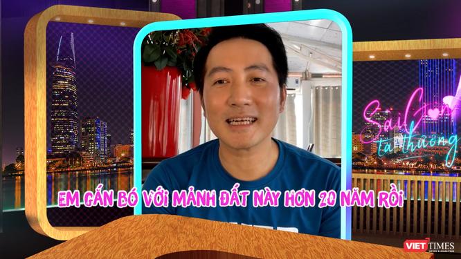 Ca sĩ Nguyễn Phi Hùng xúc động nhắc đến hành trình hát cổ động tại các bệnh viện dã chiến ảnh 1
