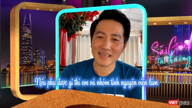Ca sĩ Nguyễn Phi Hùng xúc động nhắc đến hành trình hát cổ động tại các bệnh viện dã chiến ảnh 2