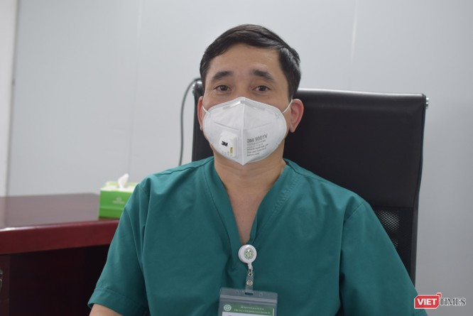 TS.BS Đỗ Ngọc Sơn: Vùng dịch TP.HCM có tầm cỡ, quy mô chưa từng có ở Việt Nam ảnh 2