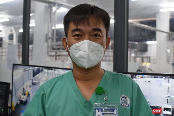 Trung tâm Hồi sức COVID-19 BV Trung ương Huế: Bác sĩ ở tâm dịch TP.HCM chưa xác định ngày về ảnh 3