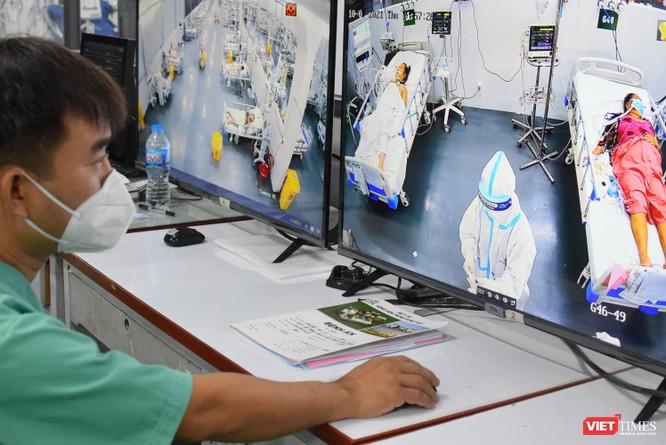 Trung tâm Hồi sức COVID-19 BV Trung ương Huế: Bác sĩ ở tâm dịch TP.HCM chưa xác định ngày về ảnh 4
