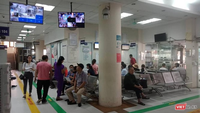 Bệnh viện không còn trẻ em từ Bắc Ninh đến khám một ngày sau khi công văn của Bộ Y tế ban hành
