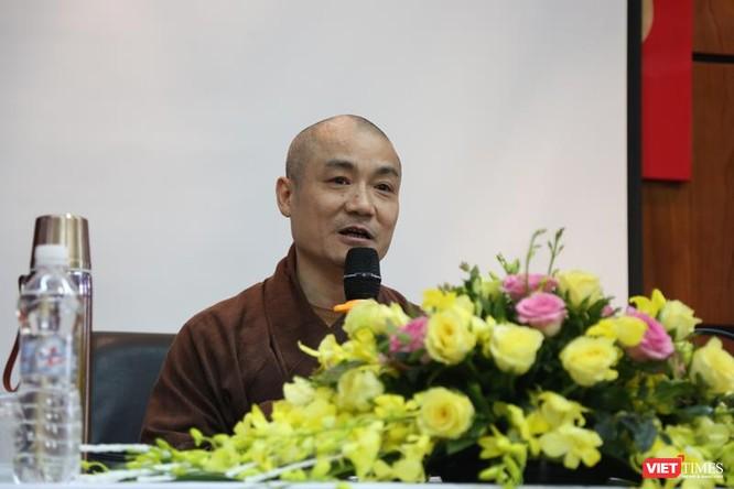 Thượng tọa Thích Tiến Đạt: Cần phân biệt rõ tín ngưỡng dân gian và Phật giáo ảnh 1