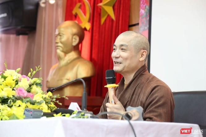 Thượng tọa Thích Tiến Đạt: Cần phân biệt rõ tín ngưỡng dân gian và Phật giáo ảnh 3