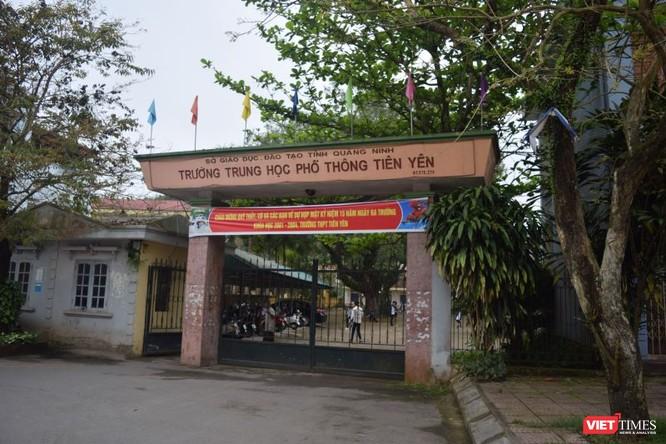 Vụ thuê trường gần 70 tỷ ở Tiên Yên: Phụ huynh và học sinh vẫn lo canh cánh ảnh 1