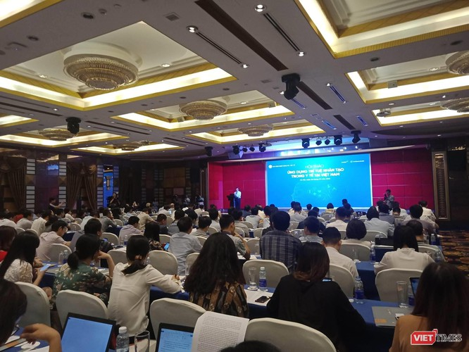 Việt Nam ứng dụng trí tuệ thông minh trong điều trị ung thư ảnh 2