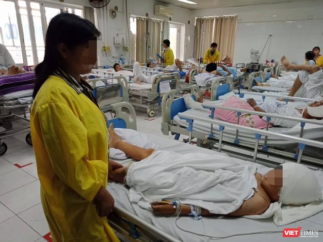 Thêm một trẻ em bị chó cắn gây thương tích nặng ảnh 1