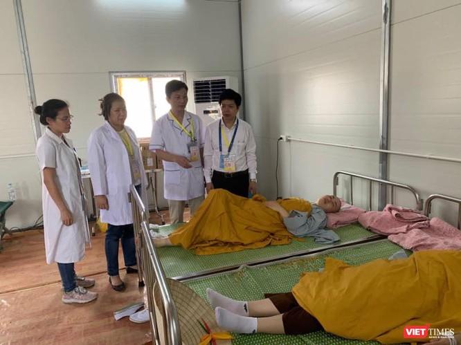 Khai mạc Đại lễ Phật đản Liên Hợp quốc: Gần 300 người ốm phải chăm sóc y tế ảnh 1